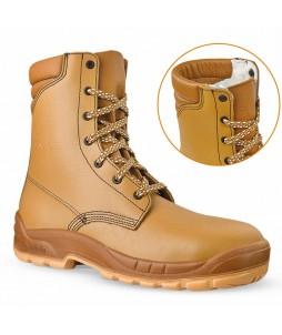 Chaussures JALOSBERN WINTER fourrées et normées S3 CI SRC