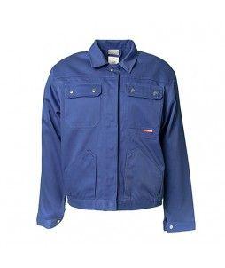 Veste pour femme de travail, en coton et polyester - PLANAM