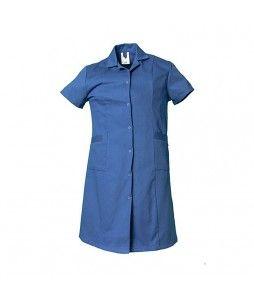 Blouse professionnelle Planam en coton 100% (pour femme)