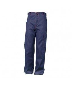 Pantalon soudeur 500grs avec élastique souple - Planam