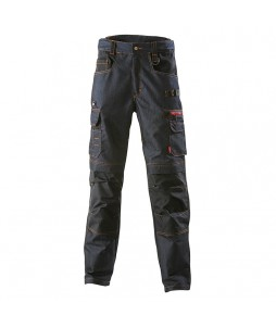 Pantalon de travail JEAN TERRA, collection WORK ATTITUDE - Lafont