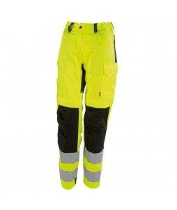 Pantalon de travail haute visibilité TARA pour femme - Lafont