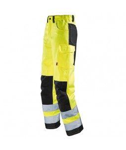 Pantalon STAR FLASH fluo en 300grs de Lafont