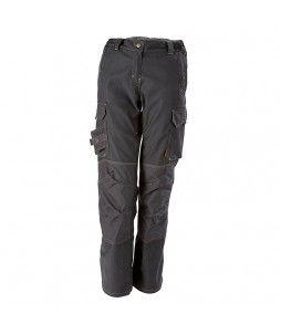 Pantalon ITUHA de travail pour femme - Collection STONE