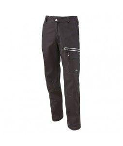 Pantalon CONTAKT en polyester, coton et cordura - Molinel