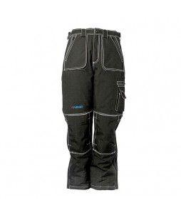 Pantalon professionnel chaud de travail BASALT - Idéal en hiver