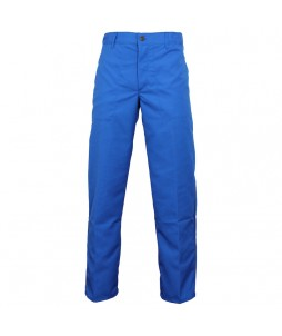 Pantalon anti acide 100% polyester traité fluo carbone 260gr