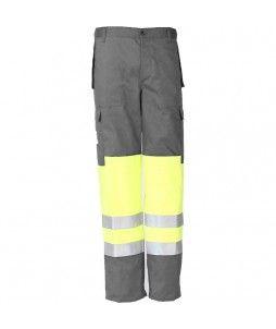 Pantalon pour zone ATEX haute visibilité 300grs - DMD