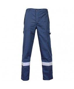 Pantalon multirisques pétrolier pour zone ATEX en 290 grs