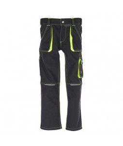 Pantalon BASALT NEON Junior en polyester et coton - Planam