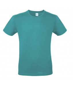 Tee-shirt homme col rond BC01T en coton (145 g/m²)