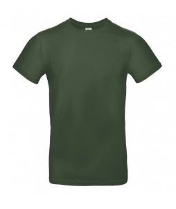 Tee-shirt homme col rond BC03T en coton (185 g/m²)