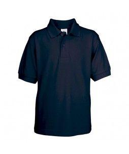 Polo SAFRAN pour enfant (modèle en coton de chez B&C)