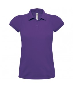 Polo HEAVYMILL de travail pour femme - 100% coton (230g)