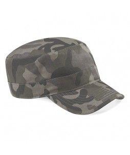 Casquette façon armée camouflage - BEECHFIELD