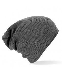 Bonnet long, doublé en maille tricot - BEECHFIELD