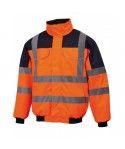 Blouson haute visibilité BLAVIA en polyester 300D Oxford