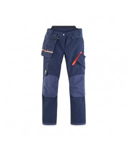 Pantalon high-tech multipoches pour femmes (modèle BOMBAY)