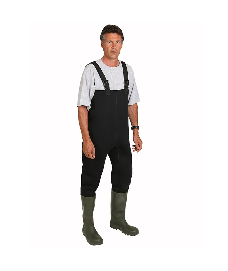 Waders anti-acide CHIMIE S5 en néoprène - ETCHE