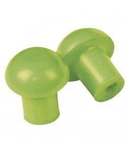 10 paires de bouchons d'oreilles en PU et ronds pour CONICMO