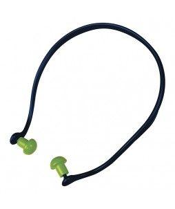 Bouchons d'oreilles avec arceau (1 paire)