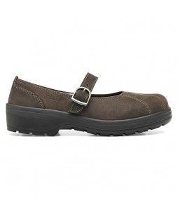 Chaussures DIAMAN de sécurité pour femme, normées S1 SRC