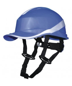 Casque BASEBALL DIAMOND V UP avec jugulaire 4 points