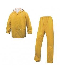 Ensemble de pluie 304 pvc (avec veste + pantalon) - DELTA