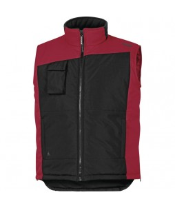 GILET POLYESTER PONGEE