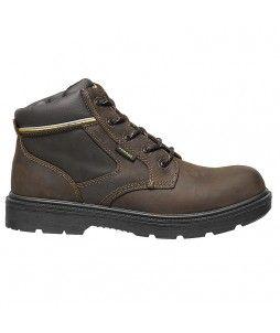 Chaussure de sécurité haute FOREST composite S3 SRC
