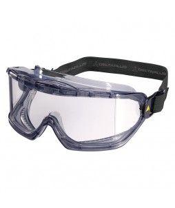 Lunettes masque en polycarbonate avec ventilation indirecte