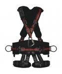 Harnais anti-chute avec ceinture et 5 points d'accroche
