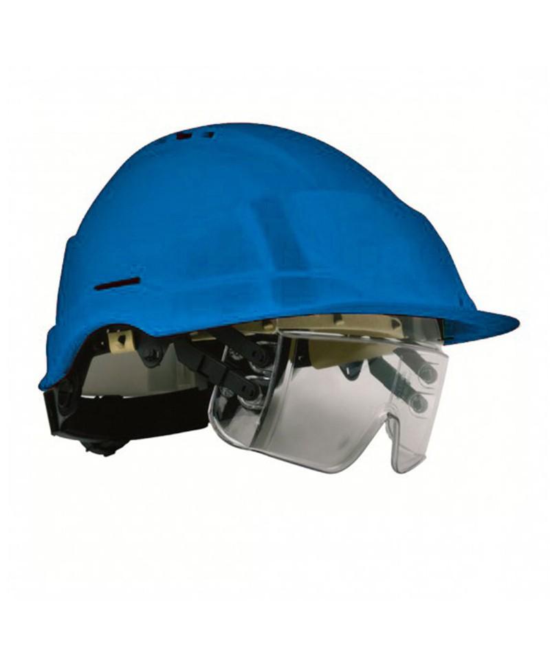 preview of best wholesaler online store Casque de chantier IRIS 2 avec lunette-masque intégrée ...
