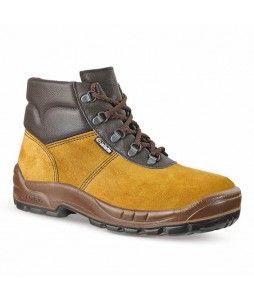 JALMON BETON : des chaussures hautes pour le BTP