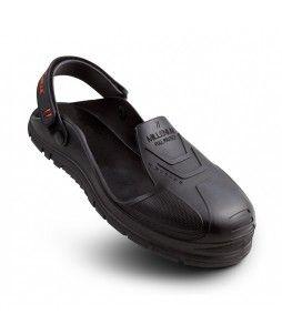 Sur-chaussure anti-perforation avec embout acier 200J