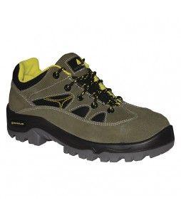 Chaussure basses en croûte de velours - PERTUIS3, S1P SRC