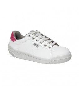 Sneakers de sécurité femme normés S3 SRC - JAMMA