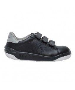 Chaussures basses JAVA à scratch (modèle mixte normé S3 SRC)