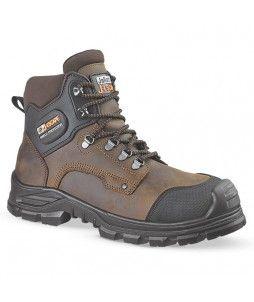 JALFIR : des chaussures hautes S3 SRC spécial BTP