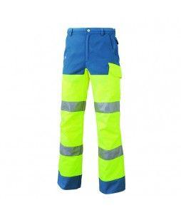 Pantalon de signalisation LUK LIGHT Molinel en C/P