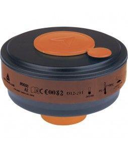 Boîte de 4 cartouches filtrantes A2 pour M9200/9300