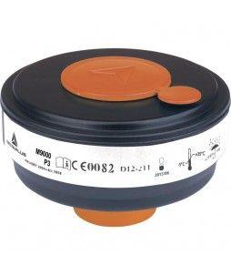 Boîte de 4 cartouches filtrantes P3R pour M9200/9300