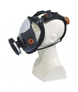 Masque respiratoire complet avec fixation ROTOR