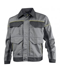 Veste de travail MACH2 CORPORATE en polyester coton