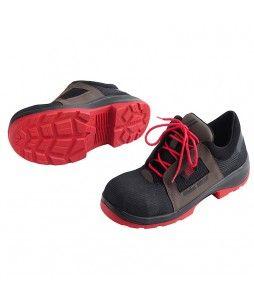 Chaussures de sécurité CATU avec renforts cuir (testées 5kV)