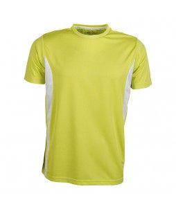 T-shirt de sport PEN DUICK, respirant et 100% polyester