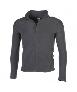 Micropolaire femme ARTIC en polyester (Black & Match)
