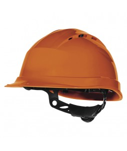 Casque de chantier ventilé QUARTZ UP IV - Delta Plus