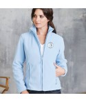 SWEAT POLAIRE ZIP Femme - Le XVCB supporters du Racing 92