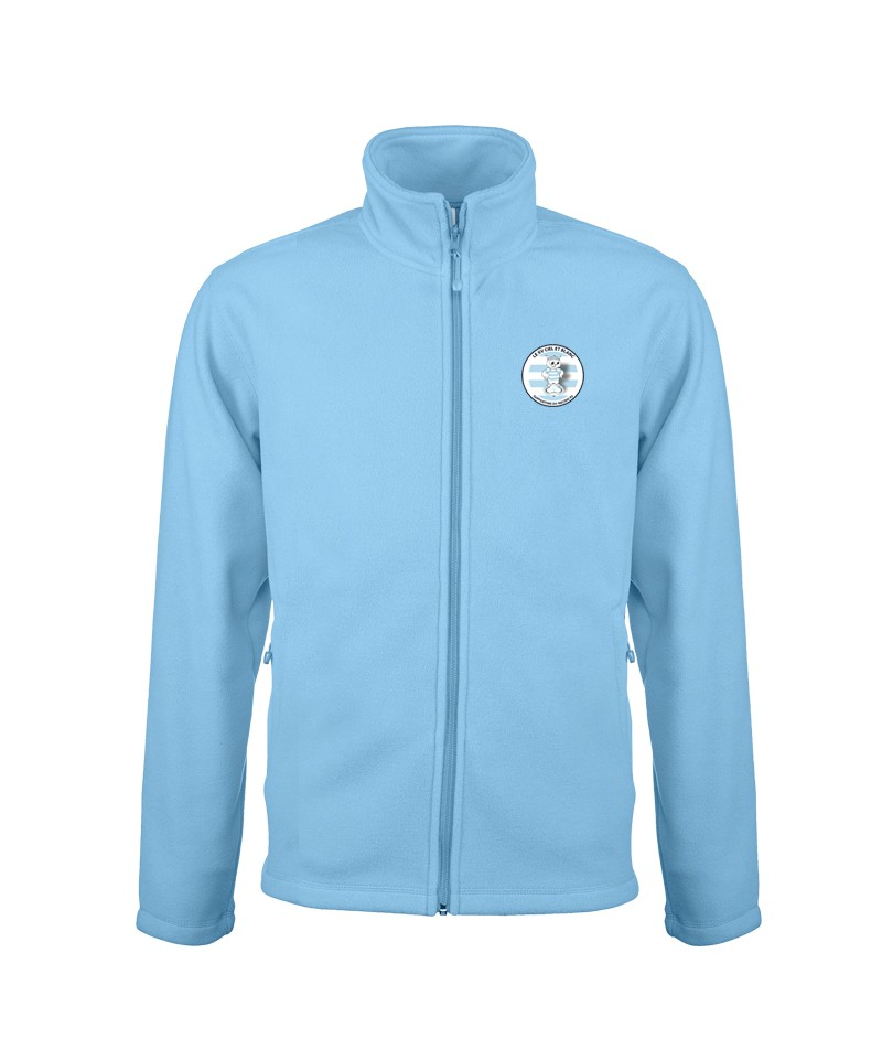 SWEAT POLAIRE ZIP Homme - Le XVCB supporters du Racing 92